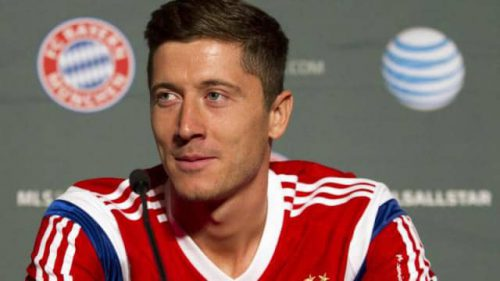 Lewandowski, Out To Torment Mentor, Klopp at Anfield