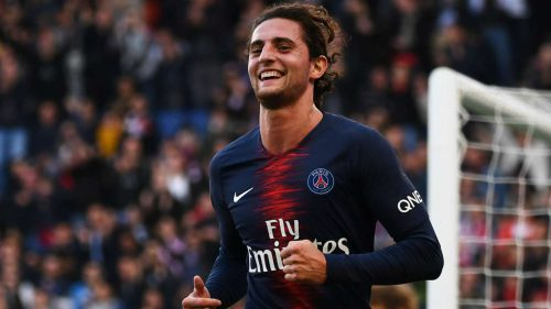 Man United join race to sign Rabiot