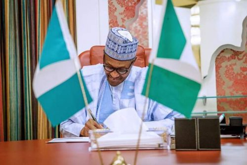Buhari, UN Sec-Gen Guterres, To Co-Chair Special Session On Raising Funds, To Recharge Lake Chad