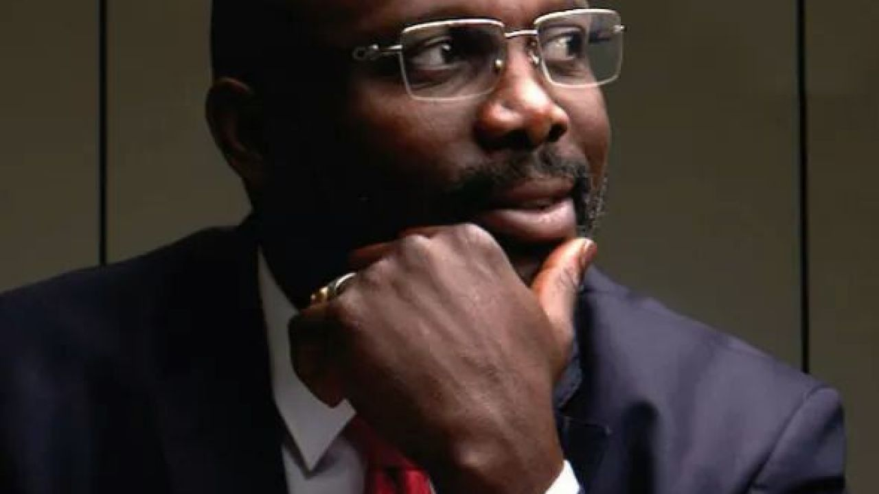 Image result for snakes chase george weah out of office