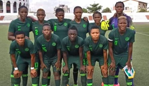 Buhari Congratulates Super Falcons For Winning WAFU Women's Cup