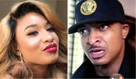 IK Ogbonna takes another shot at Tonto Dikeh, she fires back
