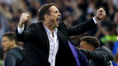 Lampard leads Derby to Championship play-off final with thrilling Leeds win