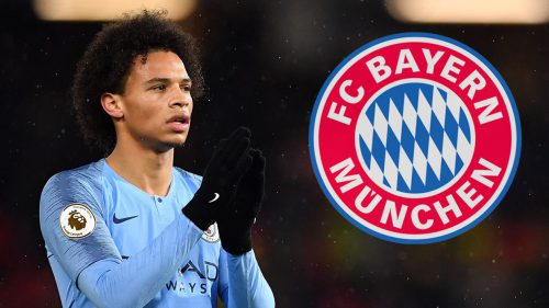 Bayern open talks with Man City over Sane