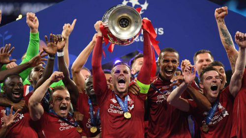 Kings of Europe! Salah and Reds heroes complete UCL redemption as Liverpool claim glory