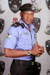 Force spokesman, Frank Mba