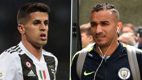 Danilo agrees personal terms with Juventus as Cancelo leaves for Man City move