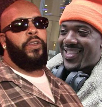 """Death Row Boss, SUGE KNIGHT hands over his """"LIFE RIGHTS"""" to RAY J"""