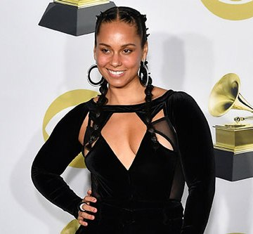 Alicia Keys set to host Grammy awards for the second time in a row