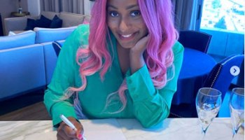 DJ Cuppy Signs Record Deal With UK Based Record Label, Platoon Music
