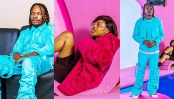 Naira Marley signs first female artist to his label