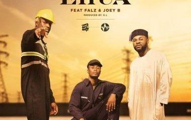 """E.L – """"Ehua"""" ft Joey B x Falz [Audio]"""