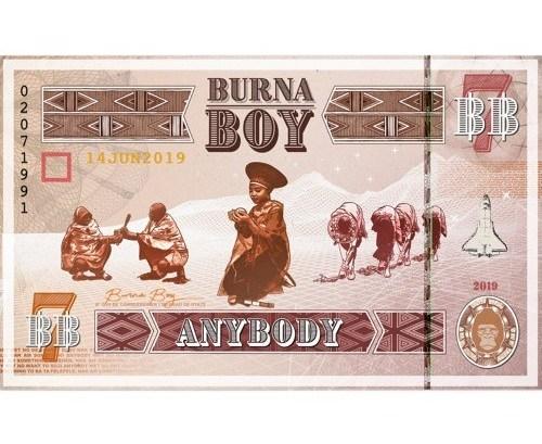 """[Video] Burna Boy – """"Anybody"""""""