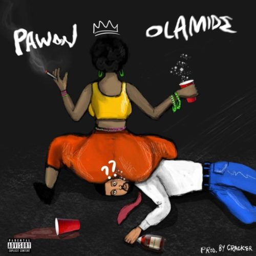 "DOWNLOAD Mp3: Olamide – ""Pawon"" (Prod. By Cracker Mallo)"