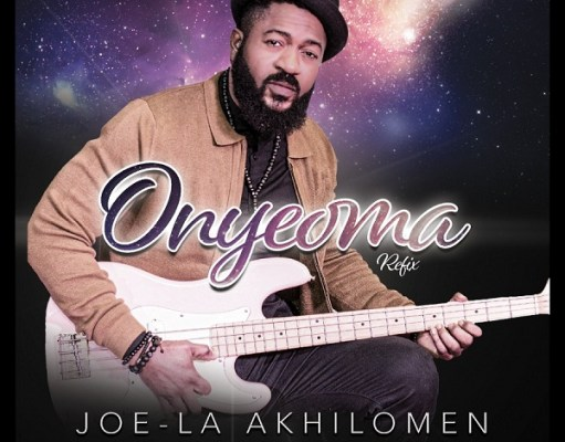 DOWNLOAD MP3: Joe-la Akhilomen – Onyeoma