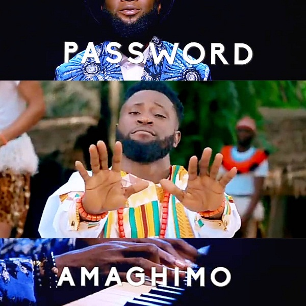 DOWNLOAD VIDEO: Password – Amaghimo |@TheRealPassword