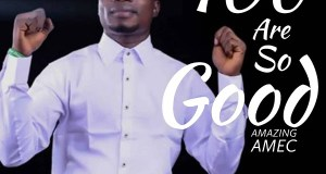 DOWNLOAD Mp3: Amazing Amec – You are so Good