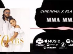 DOWNLOAD mp3: Flavour x Chidinma – Mma Mma