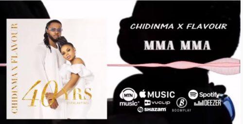 DOWNLOAD mp3: Flavour x Chidinma – Mma Mma