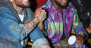 DOWNLOAD Mp3: Chris Brown ft. Davido – Lower Body