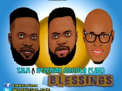 DOWNLOAD Mp3: T.A.K – Blessings(On it) feat. Hezekiah