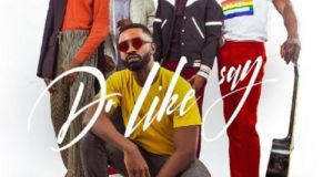 DOWNLOAD MP3: Ric Hassani x DBYZ – Do Like Say
