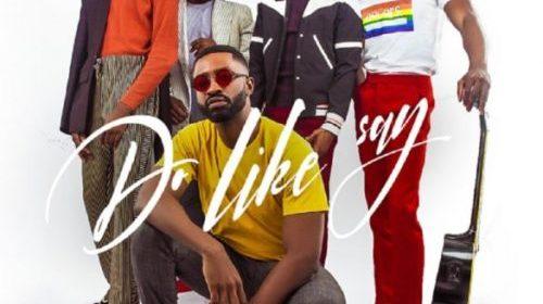 DOWNLOAD MP3: Ric Hassani x DBYZ – Do Like Say