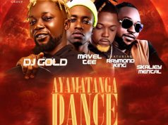 Dj Gold Ft Raymondking x Skaliey Mental & Mavel Tee – AYAMATANGA DANCE