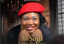 DOWNLOAD: Min Angela – My Soul Longs for You