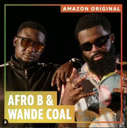DOWNLOAD: Afro B – Amina (Remix) ft. Wande Coal