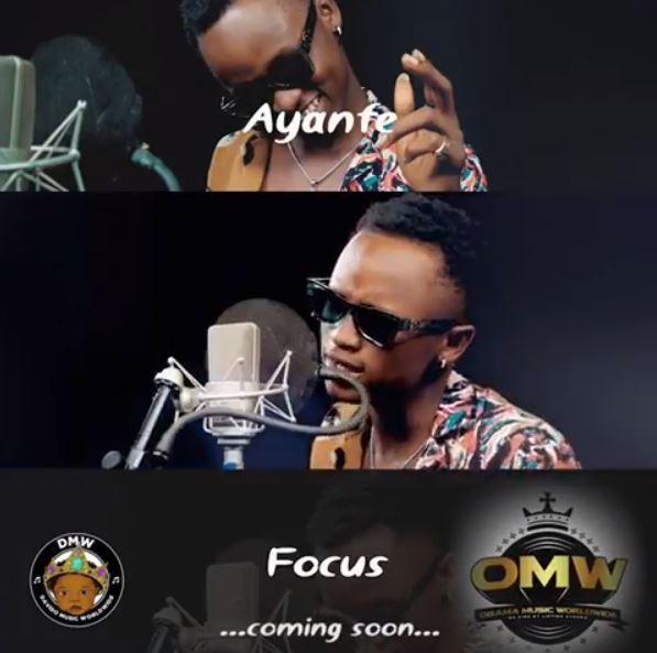"Davido Music Worldwide Presents; Ayanfe – ""Focus"