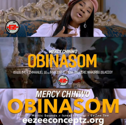 DOWNLOAD MP3: Mercy Chinwo – Obinasom