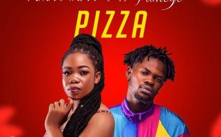 DOWNLOAD MP3: Ama Nafty – Pizza ft. Fameye (Prod by Drray Beatz)