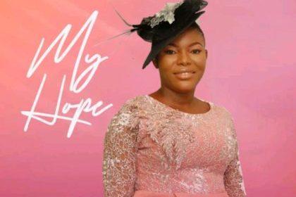 DOWNLOAD MP3: Ada Jesus Ovie – My Hope