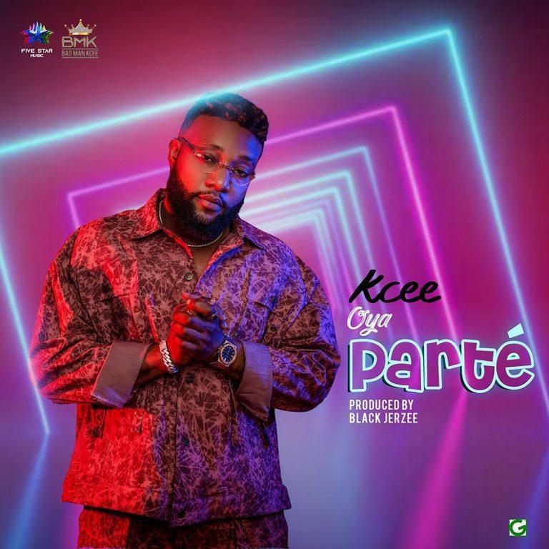 DOWNLOAD AUDIO: Kcee – Oya Parte (Prod. by Blaq Jerzee)