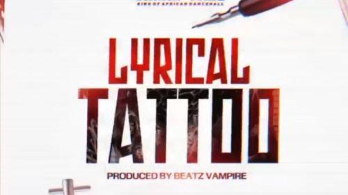 DOWNLOAD MP3: Shatta Wale – Lyrical Tattoo (Prod. by Beatz Vampire)