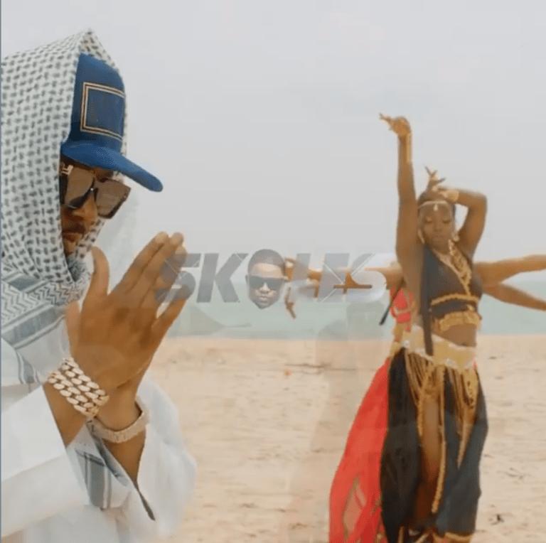 [Video] Skales X Ice Prince – Tantabara