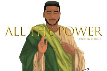 DOWNLOAD MP3: Tjsarx – All The Power