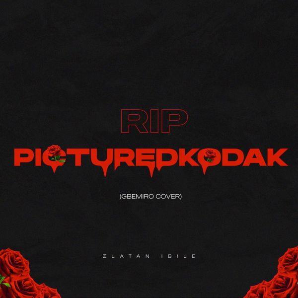 DOWNLOAD MP3: Zlatan – RIP PictureKodak (Gbemiro Cover)
