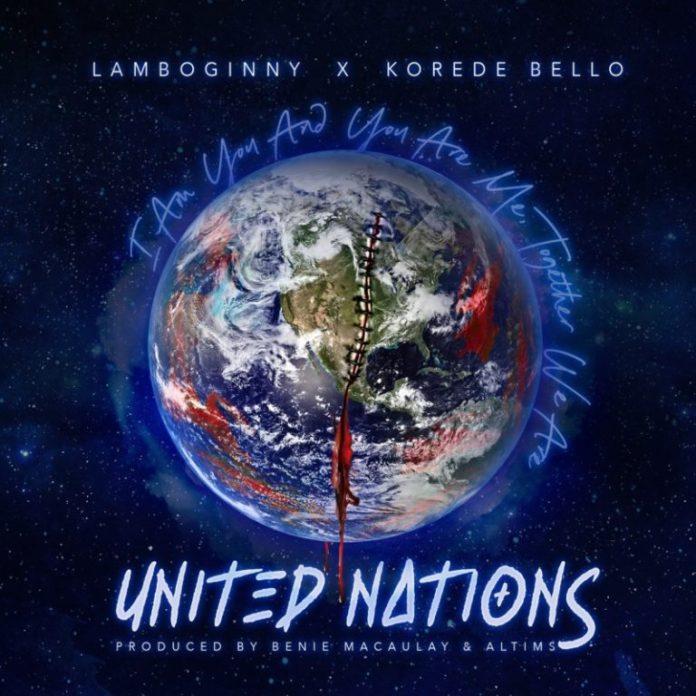 DOWNLOAD MP3: Lamboginny x Korede Bello – United Nations
