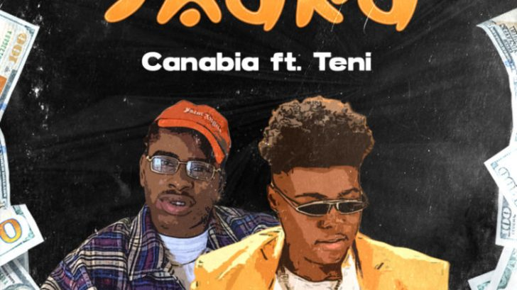 DOWNLOAD MP3: Canabia ft. Teni – Shaka