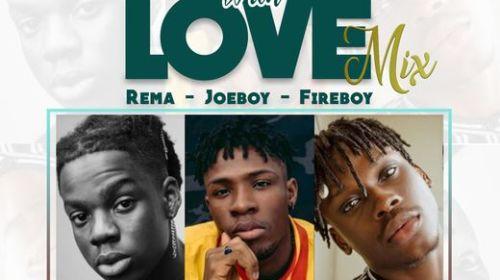 World Exceptional DJ – Boys With Love (Mix) f. Rema, Joeboy, Fireboy