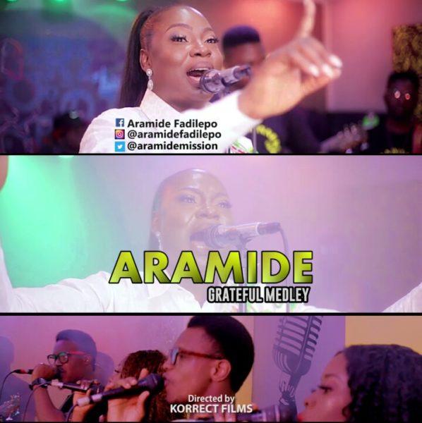 DOWNLOAD MP3: Grateful Medley – Aramide