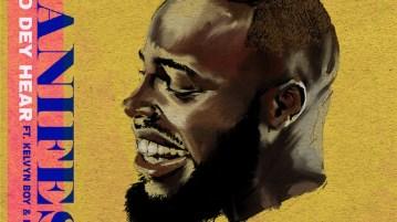 DOWNLOAD MP3: M.anifest – We No Dey Hear ft. Kelvyn Boy, Kel-P