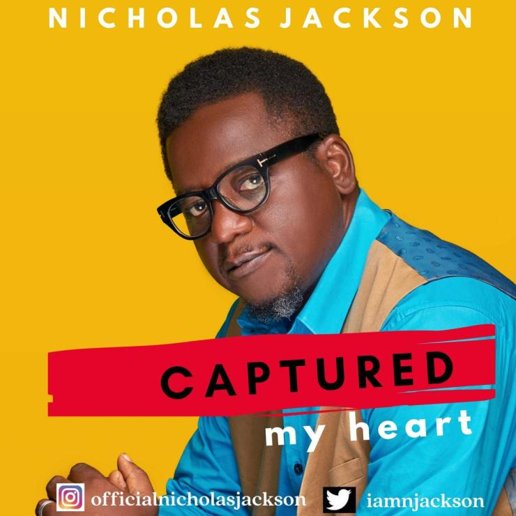 DOWNLOAD MP3: Nicholas Jackson – Captured My Heart