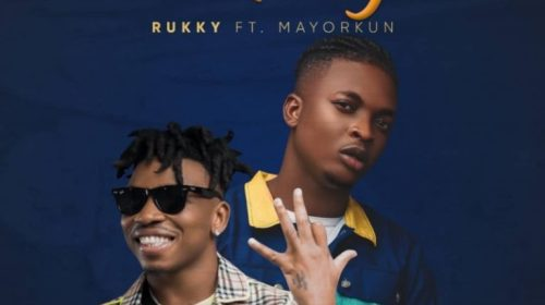 DOWNLOAD MUSIC: Rukky ft. Mayorkun – Felony
