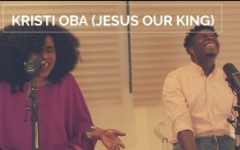 DOWNLOAD MP3: TY Bello and Folabi Nuel – Kristi Oba (Jesus Our King)