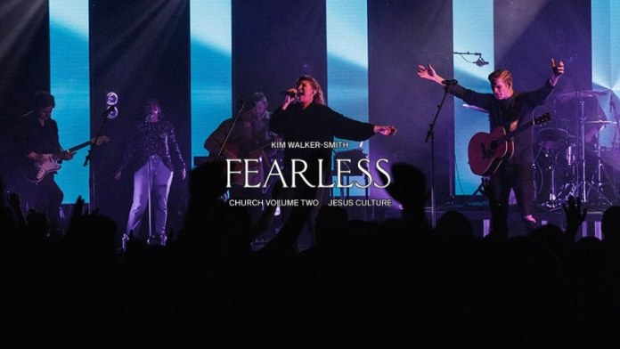 DOWNLOAD Mp3: Jesus Culture – Fearless Ft. Kim Walker-Smith
