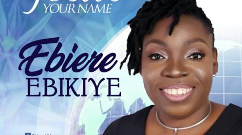 DOWNLOAD MP4: Ebiere Ebikiye – Jesus Your Name
