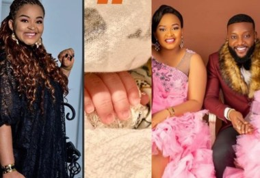 Kcee Announces Arrival Of Baby Boy On Wife's Birthday